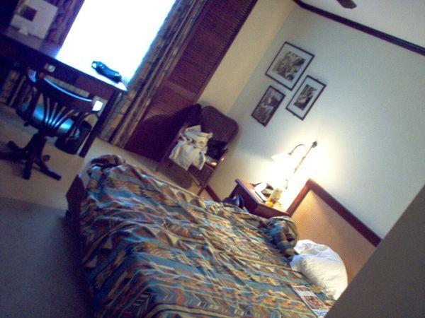 hotelowy pokoj