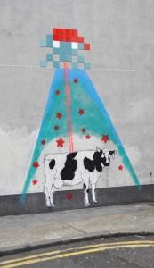 kosmiczna krowa