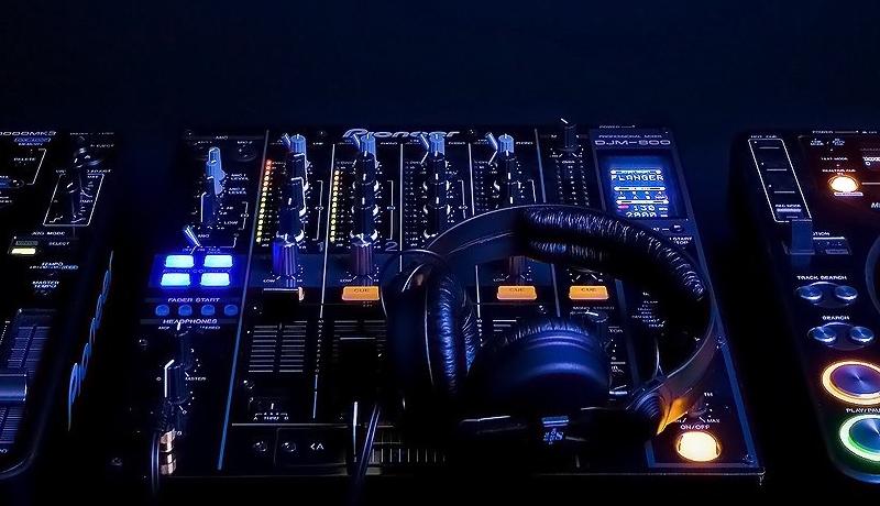 dj - profesjonalny sprzęt