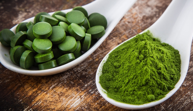 mikroalgi to naturalne suplementy diety